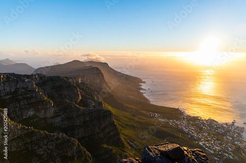 Fotografie, Obraz  12 Apostles sunset