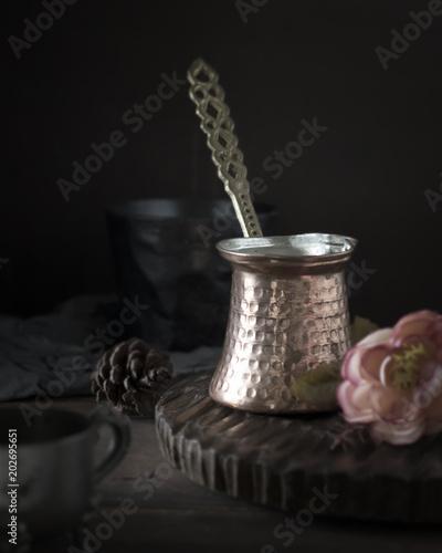 kawa-filizanka-kawy-pieczona-fasola-cala-kawa