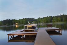 My Recreation Boat On Serene L...