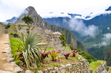 The Lost City Of Machu Picchu....