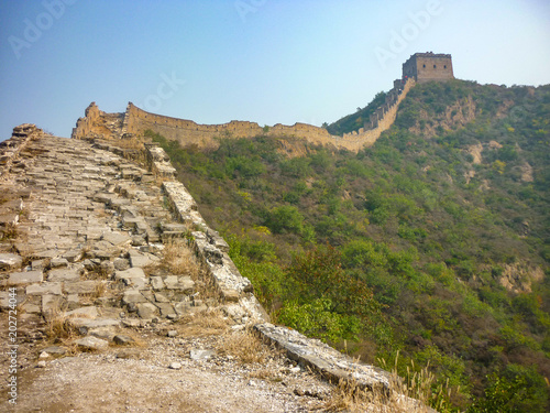 Papiers peints Muraille de Chine The Great Wall of China at Jinshanling, Beijing
