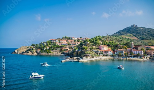 Fototapety, obrazy: Collioure, côte vermeille, France.