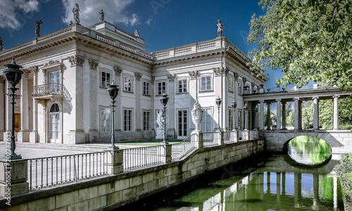 Royal Baths Park Warsaw łazienki Królewskie Warszawa