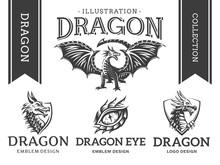 Dragon Emblem, Illustration, L...