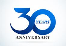 30 Years Anniversary,anniversa...
