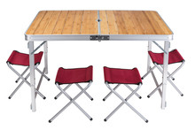 Folding Table For Camping On A...