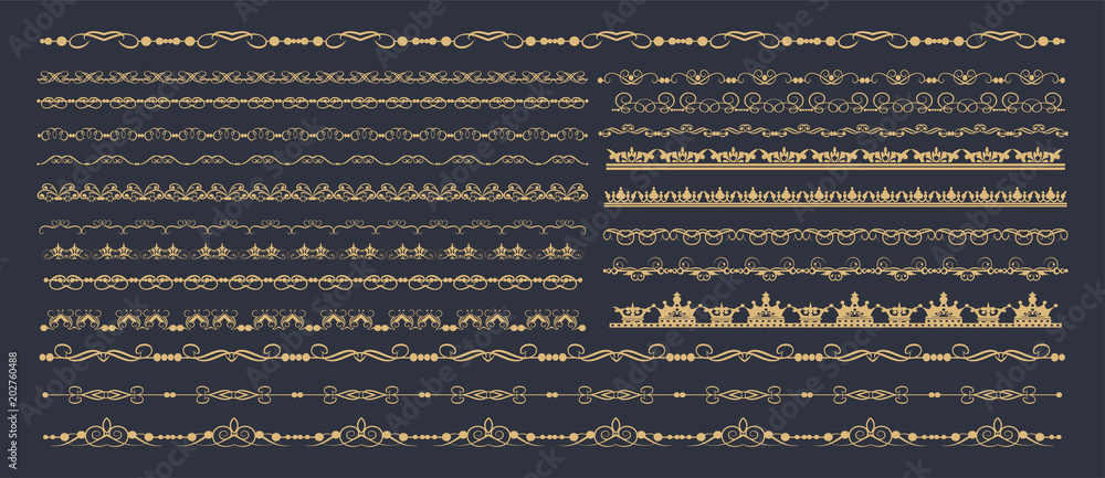 Fototapeta Border design, vector
