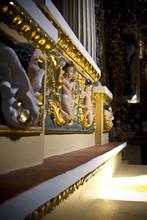 Hispanic Church Cherub