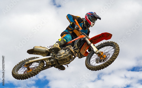 Photo  Motocross, deporte de motor