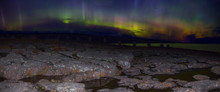 Northern Lights Dance Above Th...