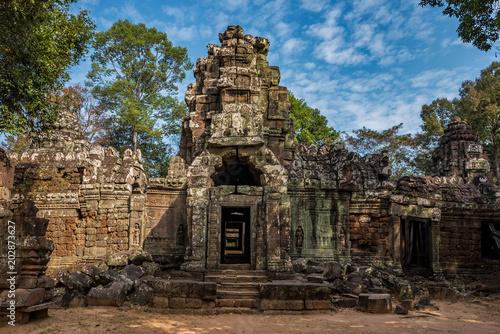 Papiers peints Lieu connus d Asie Kambodscha - Angkor - Ta Som