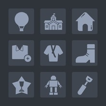 Premium Set Of Fill Icons. Such As Bank, Sport, T-shirt, Skydiving, Concept, First, Place, Government, Fly, Machine, Award, Architecture, Skydiver, Sign, White, Business, Winner, Template, Jump, Home