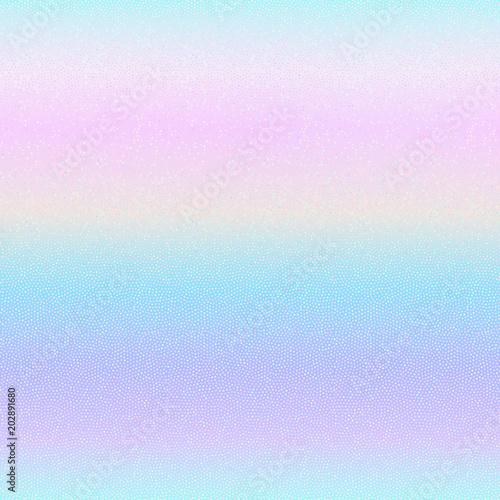 Stoffe zum Nähen Regenbogen Musterdesign mit Punkt