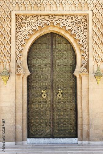 Photo Arabic door