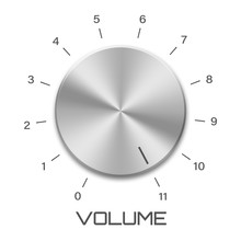 Volume Goes To Eleven Isolated
