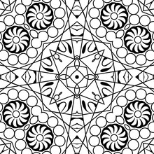 Abstraction Decorative Pattern...
