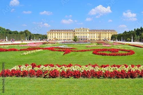In de dag Wenen Vienna, Austria