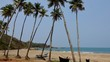 Strände südlich von Palolem in Goa, Indien