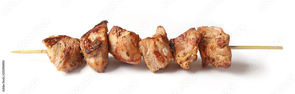Fototapety, obrazy: Pork shish kebab