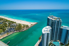 Aerial Image Of The Haulover B...