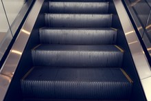 Escalator Stairs In
