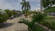 Garden and pool at Karibe Hotel
