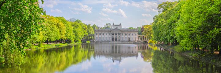 Warsaw Lazienki Park, Poland