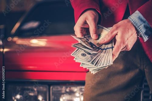 Cash Money For Your Car