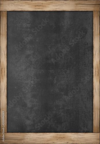 tablica-z-drewniana-rama-menu-ogrodka-piwnego-menu