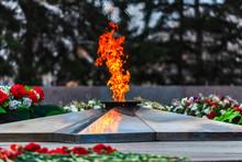 Memorial, Eternal Flame, Flame Of Fire