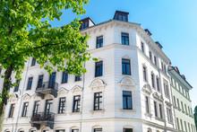 Nobles Altbauhaus In Deutschla...