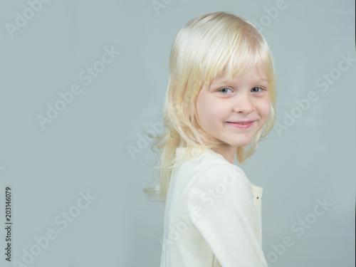 Innocent teens blonde teen model