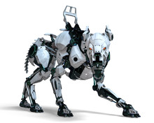 Guard Dog Robot Security System