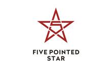Pentagram 5 Five Pointed Star ...