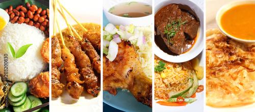 Malaysia delicious food