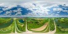 Luftbild 360° Lampertheim Equ...