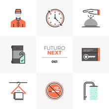 Hotel Services Futuro Next Icons