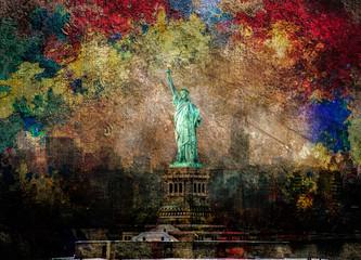 FototapetaLiberty Statue