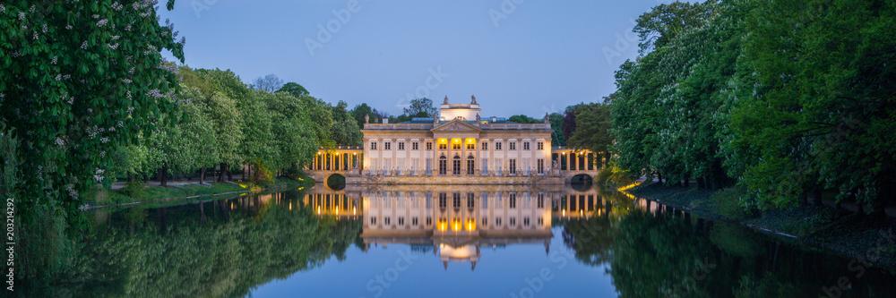 Fototapety, obrazy: Lazienki Park, Warsaw - Poland