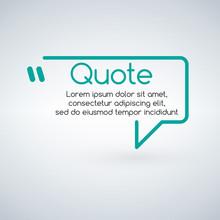 Innovative Vector Quotation Te...