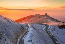 Mont Ventoux, Fin De Soirée