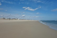 The Long Sand Beach In Beach H...