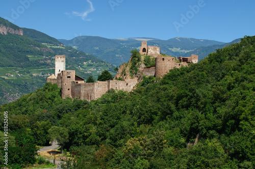 Plakat Zamek Sigmundskron koło Bolzano