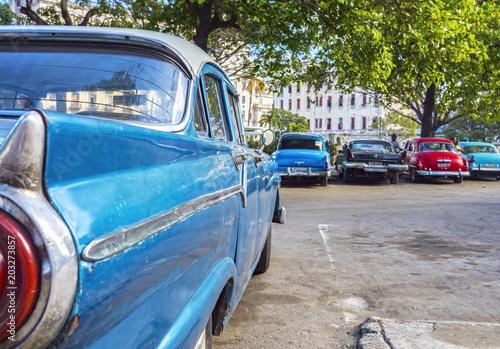 Photo  Autos in Kuba