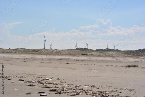 Photo  praia do cassino - rio grande rs