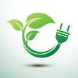 green eco plug design