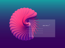 3D Vector Illustration With Se...