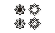 Minimalist Glass Pattern