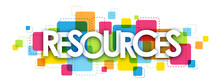 RESOURCES Colourful Letters Ba...