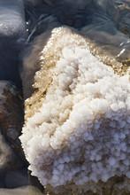 Dead Sea Salt Deposits Stones ...